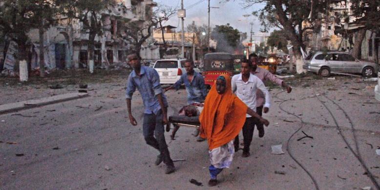Somalie : au moins 20 morts dans une puissante explosion à Mogadiscio