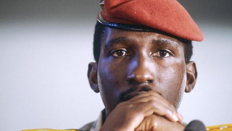 A la Une: le mythe Sankara
