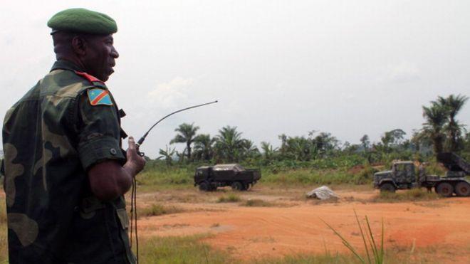 Découverte de 26 corps, victimes des rebelles ougandais — RDC