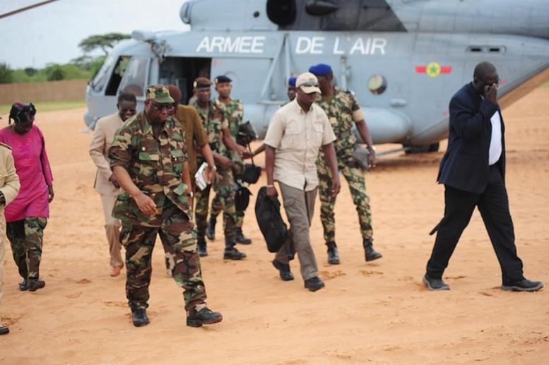 Macky ne badine pas avec la sécurité: 2,5 milliards de plus pour la surveillance des frontières sénégalaises