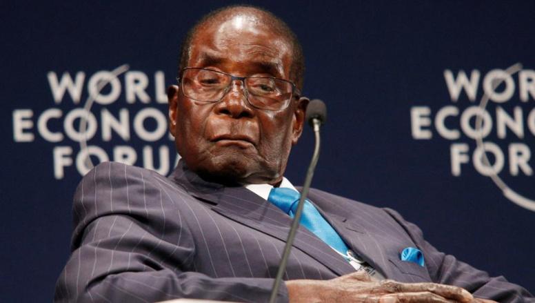Scandale après la nomination de Mugabe par l'OMS