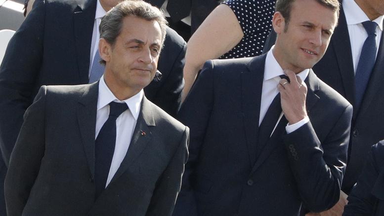 """Sarkozy s'inquiète pour Macron: """"Ça va très mal finir..."""""""