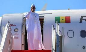 Macky Sall en visite d'Etat en Afrique du Sud du 23 au 24 octobre 2017