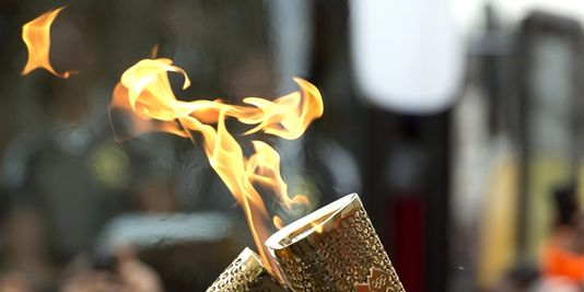 Jeux Olympique de PyeongChang : La flamme olympique a été officiellement allumée