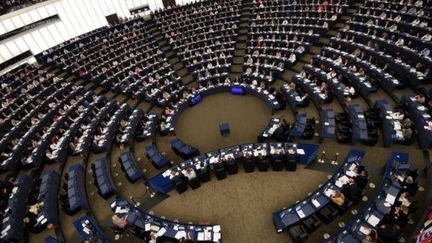 Harcèlement sexuel au parlement européen
