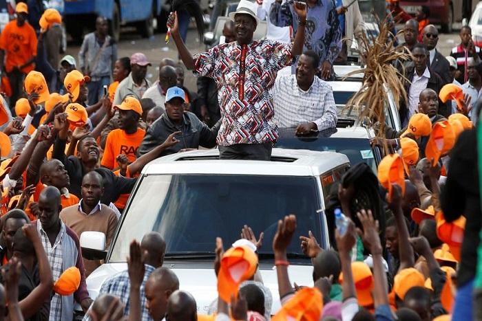Kenya: élection présidentielle à haut risque