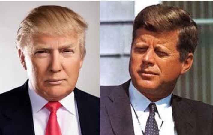 Assassinat de Kennedy : Trump ordonne la publication de 2800 documents, mais reporte celle de...