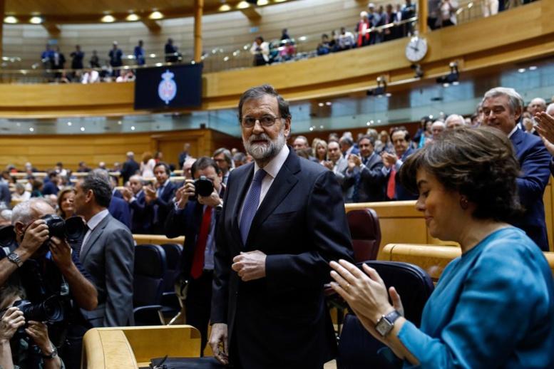 Urgent - Le Sénat espagnol approuve la mise sous tutelle de la Catalogne et la...