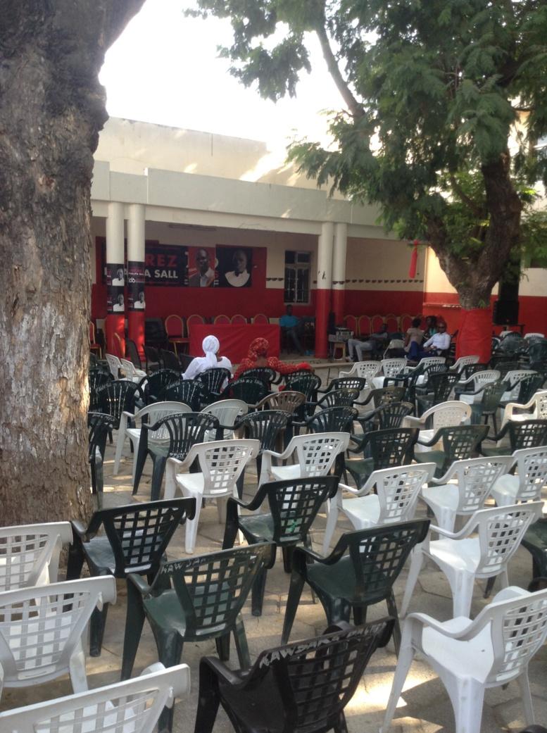 """Vendredis rouge de la Médina : Bamba Fall et les """"Khalifistes"""" n'ont aucun respect pour le temps"""