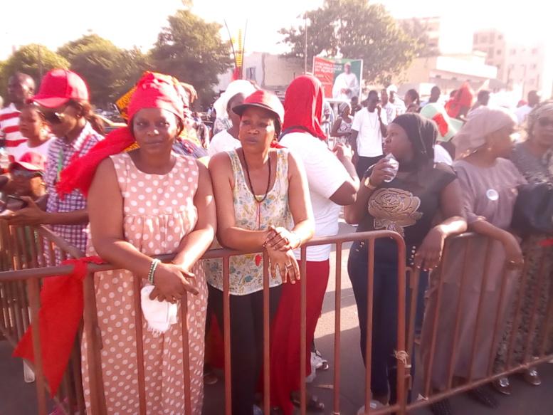 """Grand rassemblement: les """"khalifistes"""" ratent le pari de l'heure, la place Sing-Sing Faye tout rouge"""