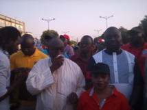 DIRECT Grand rassemblement: ces leaders présents à la place Sing-Sing Faye