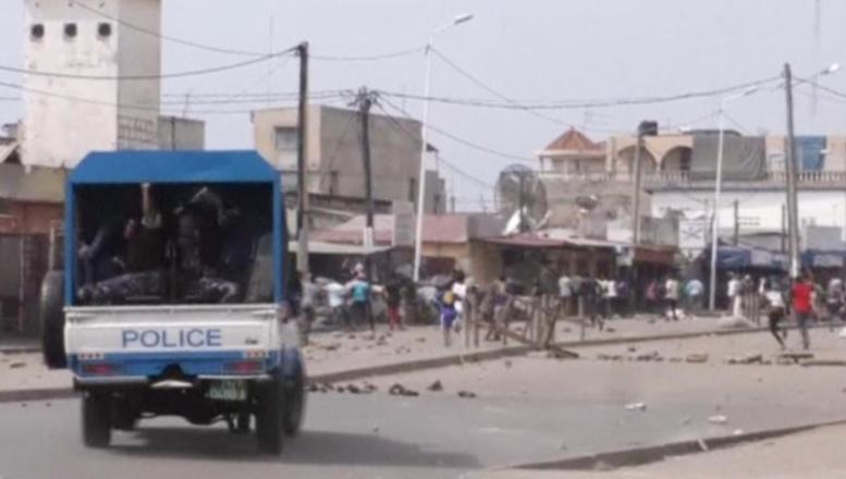 Crise au Togo: plus de 500 personnes ont fui vers le Ghana