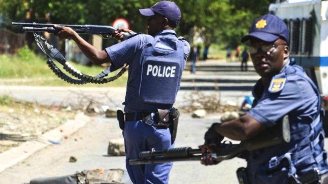 Dix morts dans une fusillade en Afrique du Sud