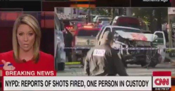 Fusillade à Manhattan à New-York, plusieurs blessés