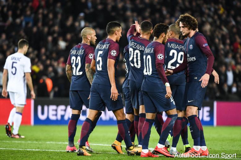 Le PSG en Ligue des Champions cette saison