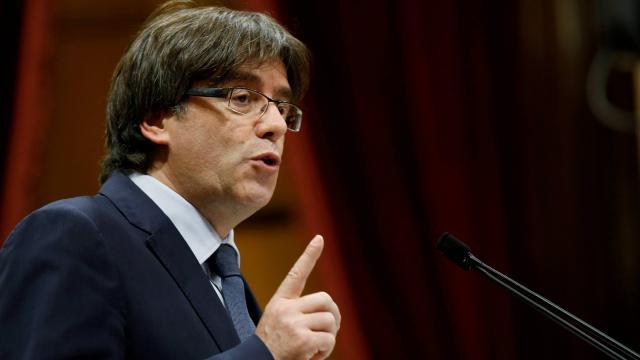 Catalogne : L'ex-président Puigdemont refuse de répondre à la convocation de la justice espagnole