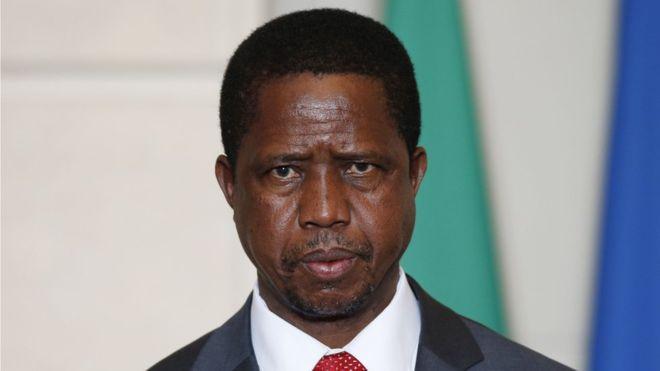Zambie : Lungu met en garde ceux qui lui dénient un 3e mandat