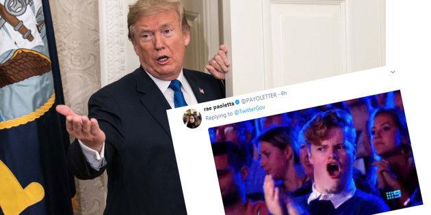 L'employé de Twitter qui a désactivé le compte de Donald Trump, nouveau héros du réseau social