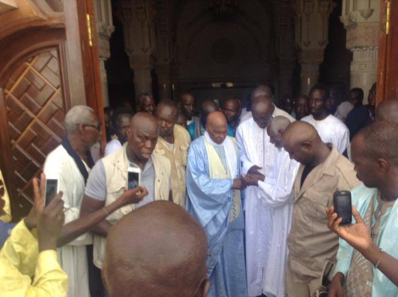 Touba 2017: l'explication de l'amour entre Touba et Me Abdoulaye Wade