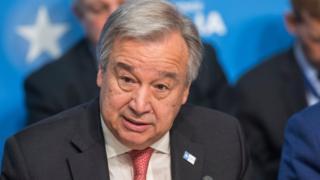 Guterres plaide pour 900 Casques bleus supplémentaires en Centrafrique