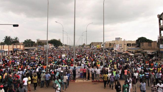 Le pouvoir Faure Gnassingbé envoie des signes de paix — Togo