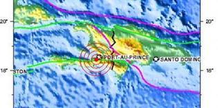 Haïti frappé par un puissant séisme
