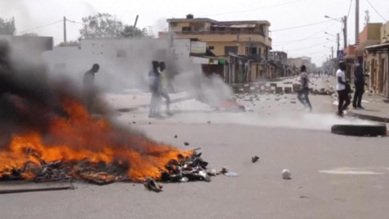 Togo: les manifestations de l'opposition se poursuivent dans le pays