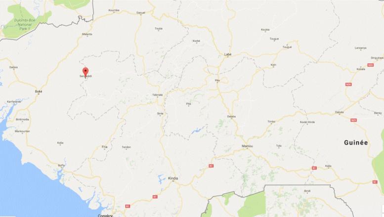 Guinée: deux manifestants blessés par balle dans la ville minière de Sangarédi