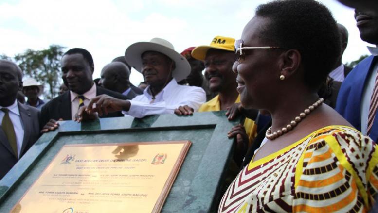 Ouganda: conséquences immédiates du futur pipeline pour la population