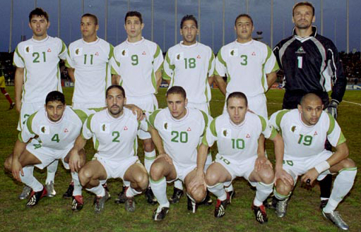 Can 2010 : Les Fennecs revigorés