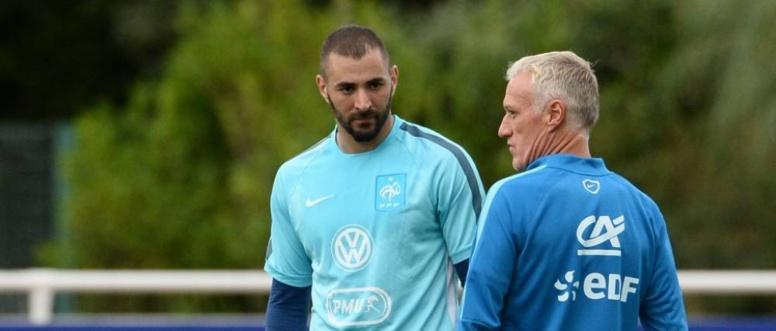 Karim Benzema (Real Madrid) au CFC : «Tant que Didier Deschamps sera sélectionneur, je n'aurai pas la chance d'être en équipe de France»