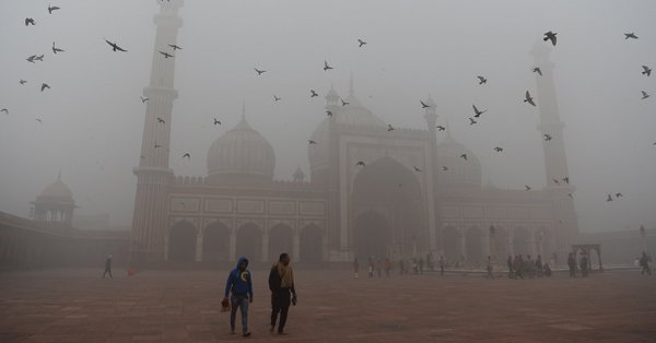 Pollution : New Delhi en état d'asphyxie