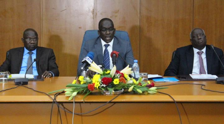 Pré-forum national pour le financement de la santé: 1 805 443 600 de F CFA sollicité par les acteurs de la santé