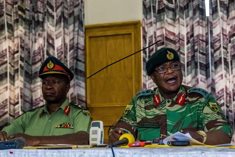 Zimbabwe :  l'Union africaine exige le respect de l'ordre constitutionnel