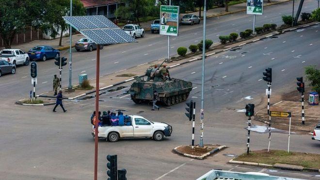 """Zimbabwe: Washington appelle à """"un retour à la normale"""""""