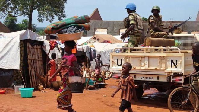 Centrafrique : 900 Casques bleus supplémentaires