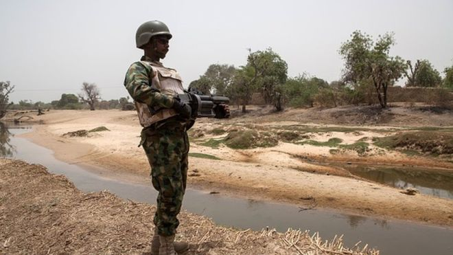 Nigeria: 12 morts dans un quadruple attentat-suicide