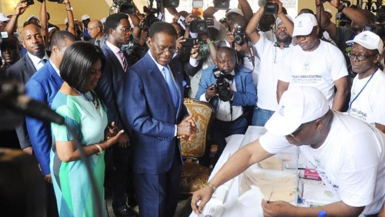 Guinée équatoriale: le parti du président remporte les élections haut la main
