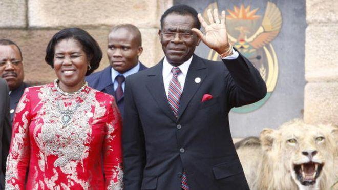 Victoire du parti au pouvoir — Guinée Equatoriale-législatives