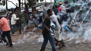 Kenya : nouvelles violences à Nairobi