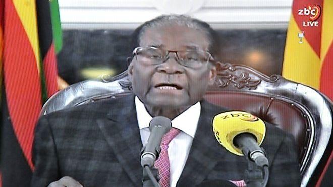 Zimbabwe : Mugabe fait de la résistance