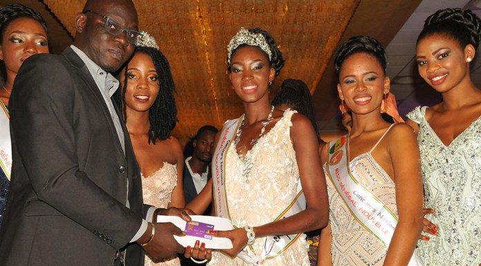 """Election Miss Sénégal 2017 : Découvrez la nouvelle """"Nymphe"""" du Sénégal"""
