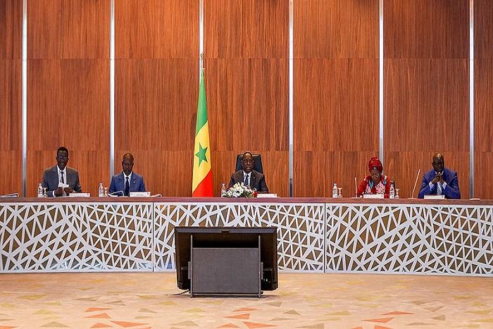 Macky Sall : «Ceux qui veulent dialoguer vont dialoguer, ceux qui ne veulent pas dialoguer vont faire autre chose