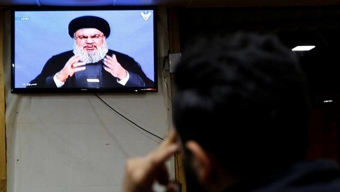 Le Hezbollah nie tout lien avec un missile tiré vers Ryad