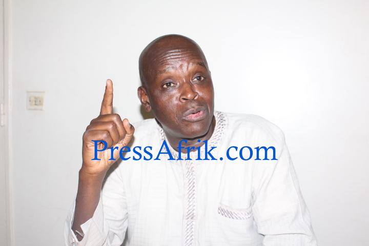 Dialogue politique – Boubacar BA du Grand Parti: « Tant que ce jeu de yoyo entre le pouvoir et l'opposition…»