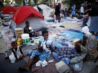 Tremblement de terre en Haïti: Priorité aux survivants