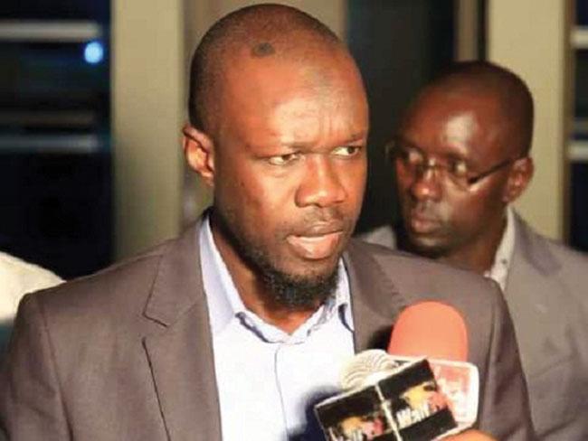 """Ousmane Sonko sur l'arrestation de Gadio : """"Ça nous revigore dans notre combat contre des faits plus graves commis au Sénégal par..."""""""