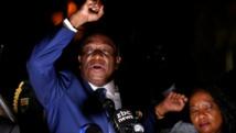 De retour au Zimbabwe, Emmerson Mnangagwa appelle au rassemblement