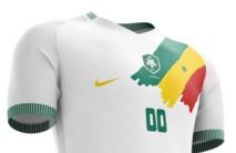 Photos – Un internaute sénégalais réalise de magnifiques nouveaux concepts de maillots des lions