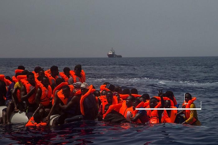 Au moins 31 migrants morts dans des naufrages au large de la Libye
